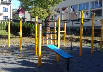 Street workout Park Limanowa