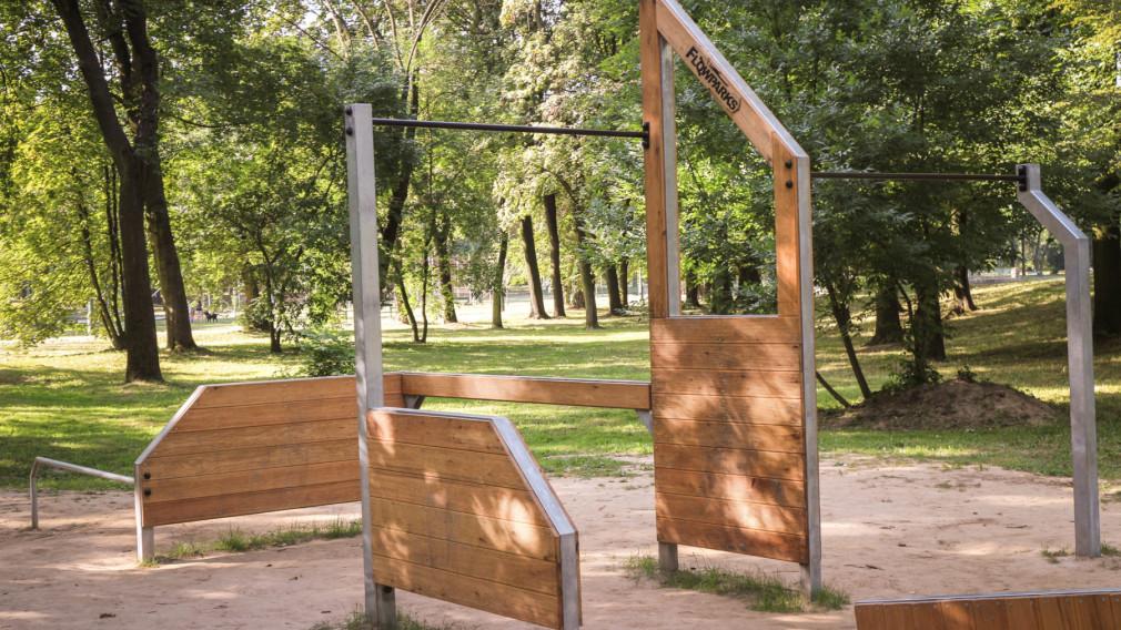Obiekt sportowo -rekreacyjny w Krakowie