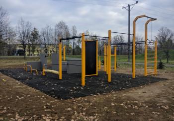 Obiekt sportowy w Kętach - FlowParks