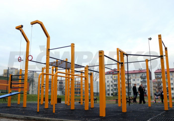 Workout Park Gliwice