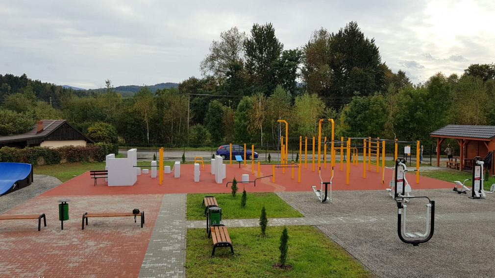 Obiekt treningowy - FlowParkMaków Podhalański