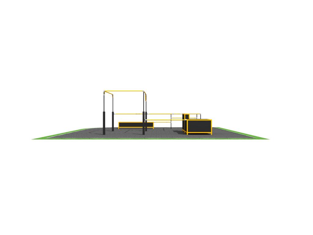 Flowpark Parkour Simple S
