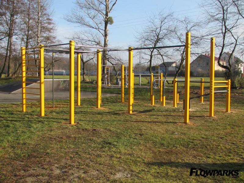 Obiekt Flowparks Zdzieszowice