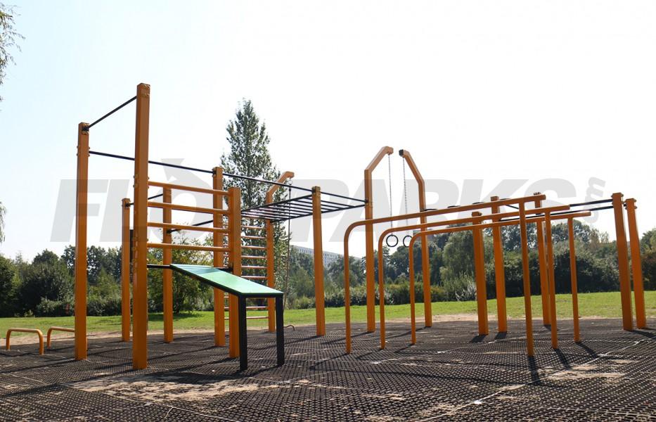 Street Workout Park Żory