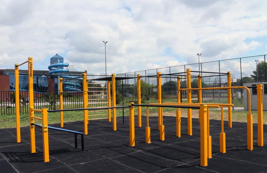 Workout Park Płońsk