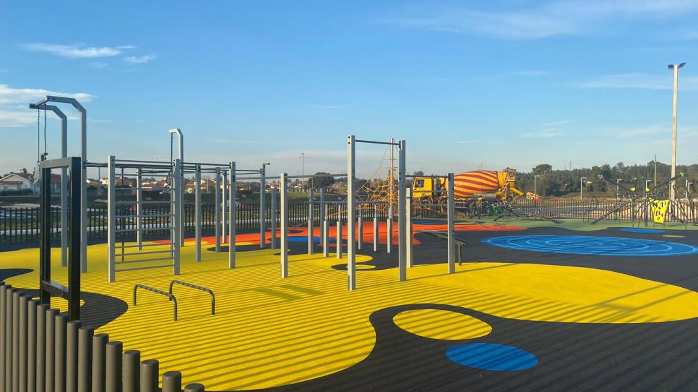 Flowpark for street workout