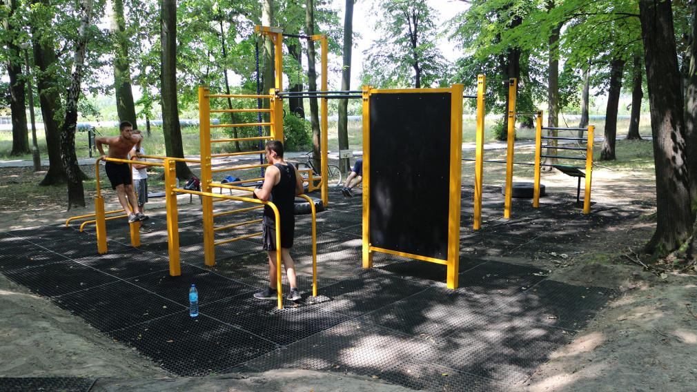 Street workout Rybnik