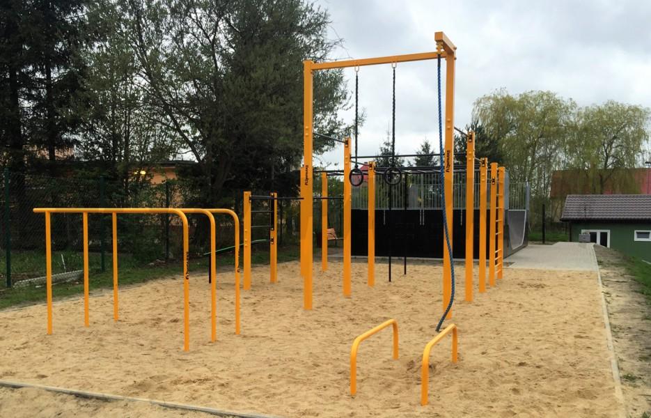 Workout Park w Bogatynia