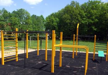 Workout Park Chojnów
