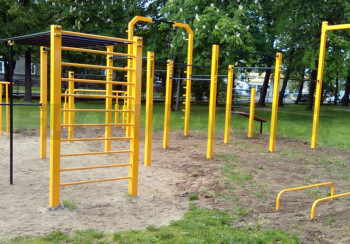 Street Workout Park Dębica