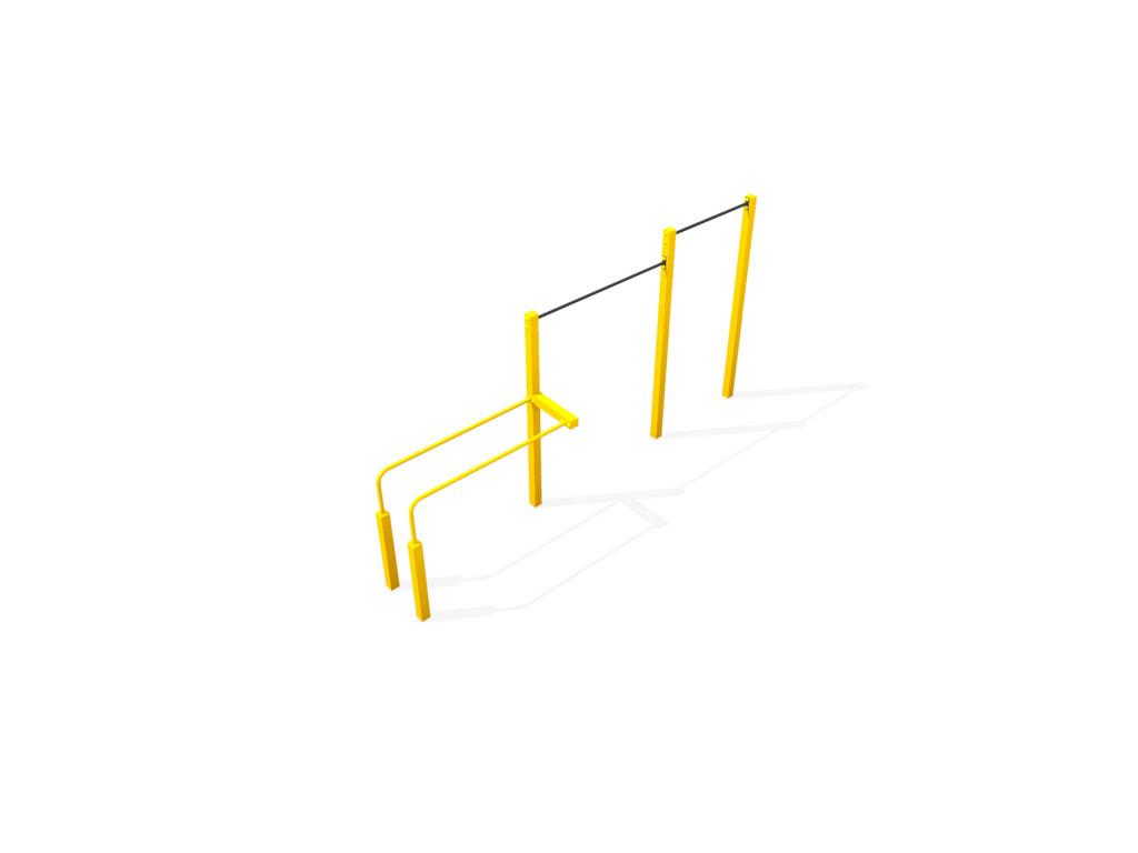 Street workout park Line XS - FlowParks