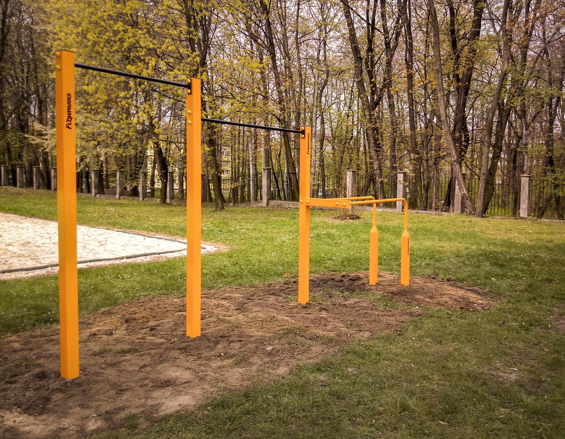 Street workout park Mikołów