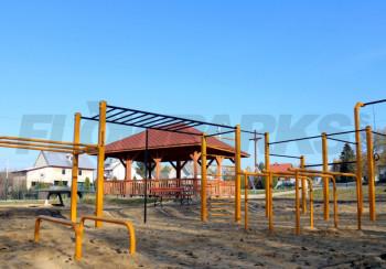 Street Workout Park Niekłań Wielki