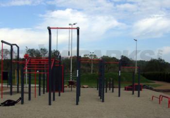 Workout Park Nowy Sącz