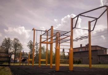 Workout Park Świerklany