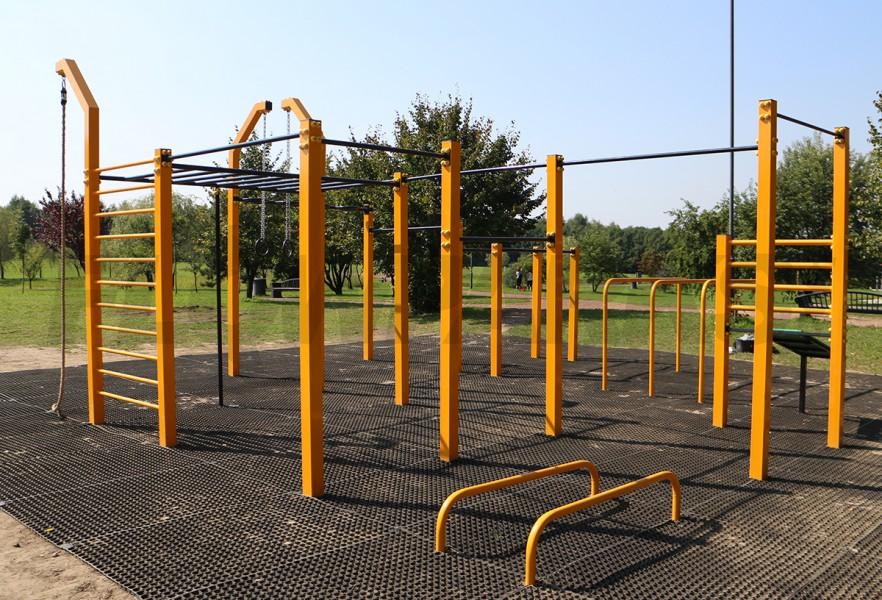Workout Park Żory
