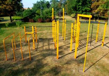 Street Workout Park Wysokie Mazowieckie
