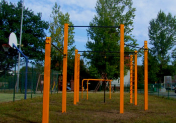 Workout Park Żagań