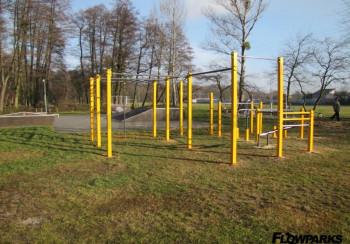 Workout Park Zdzieszowice