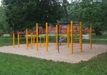 Workout Park Zgorzelec