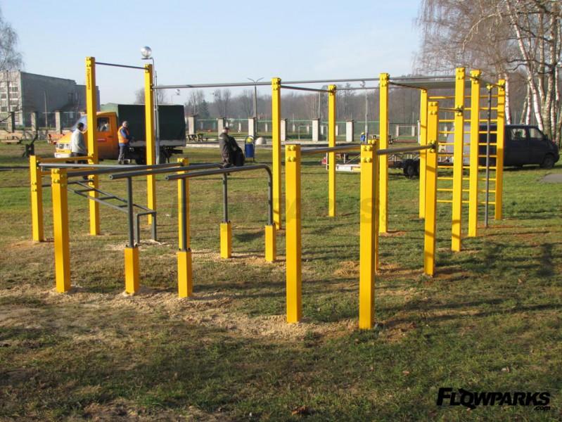 Park w Zdzieszowicach