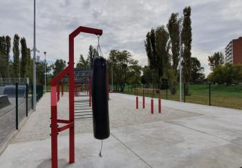 Obiekt sportowy XXI wieku w Budapeszcie