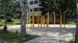 Obiekt sportowy wykonany przez FlowParks na Słowacji