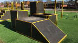 Obiekt do parkouru - FlowPark Naestved