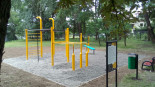 Miejsce do ćwiczeń z własną masą ciała - FlowPark Kraków Skotniki