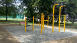 Park do kalisteniki - FlowPark Kraków Skotniki