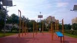 Miejsce do treningu z własną masą ciała w Lublinie