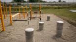 Miejsce do treningu street workout i parkouru - FlowPark Decathlon Płock