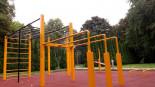 Street workout park dla kobiet i mężczyzn