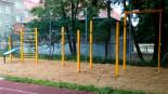 Park kalisteniczny do treningu street workoutu Poznań