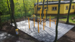 Street workout park Jaworzno
