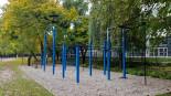 Street workout Kraków Park Jordana