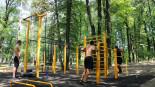 Flowpark do street workoutu Rybnik