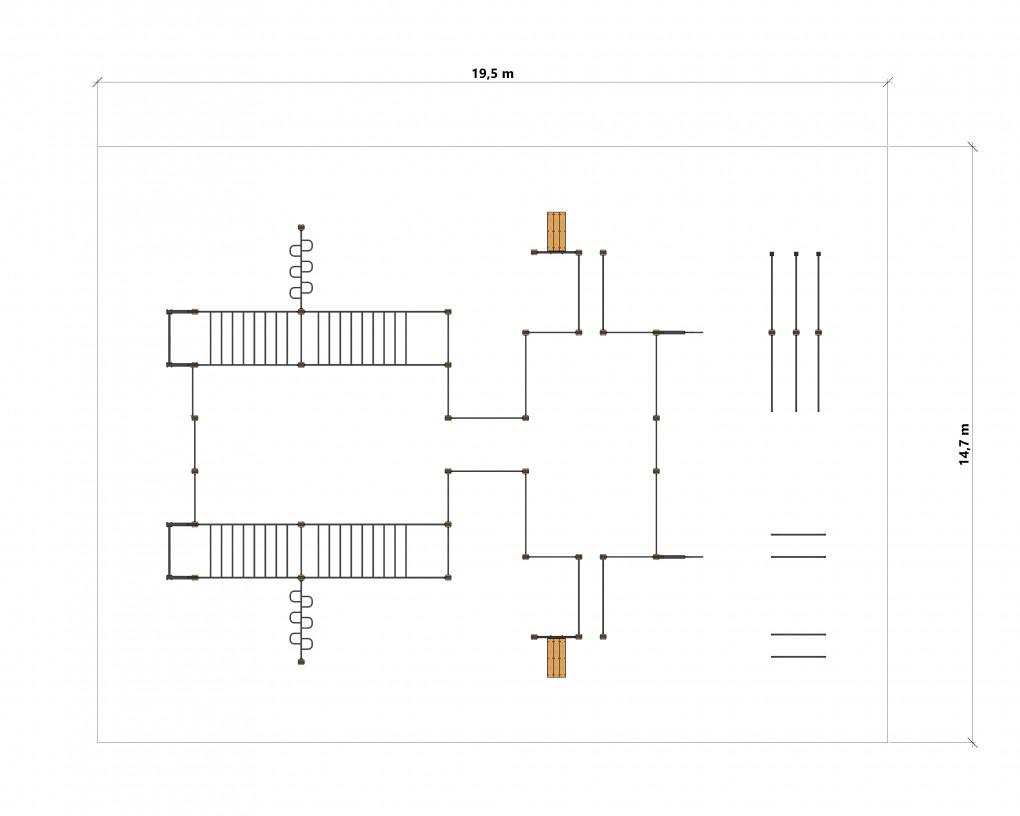 FlowParks - Larix Standard XXXL
